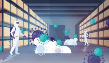 Agenzie Riunite, Logistica per e-commerce, Magazzino, Sanificazione, Logistica, servizi di logistica
